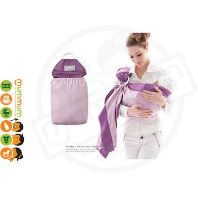 Mammy Village Baby Sling Purple