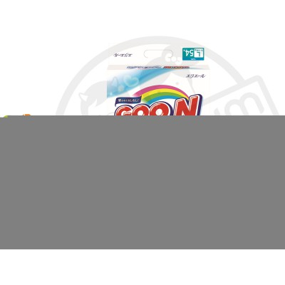 GOO.N Nappies Japan Version Size Toddler L 54 pcs 9-14kgs