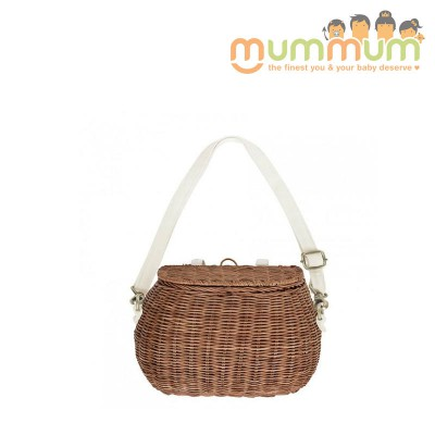 Olli Ella Minichari Bag Natural@ETA 28th April
