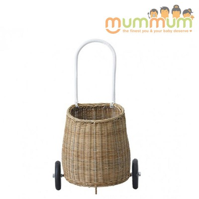 Olli Ella Luggy Basket Natural@ETA 28th April