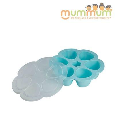 Beaba Silicone Multipurtions 6 X 90ml blue Freezer Tray