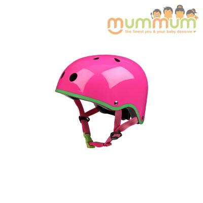 Micro Helmet Neon Pink S