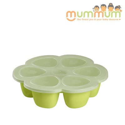 Beaba Silicone Multipurtions 6 X 150ml Neon Freezer Tray
