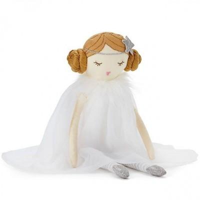NANA & Huchy Miss Olive White 37cm Doll