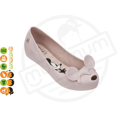 Melissa Ultragial Minnie II Nude Ballet Flat shoes Match Shoes