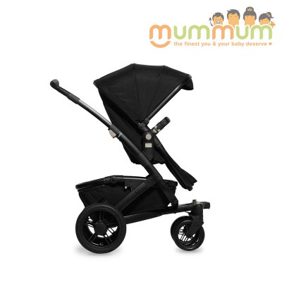 Joolz Geo2 Studio Collection Noir Black(Includes: Chassis Upper Bassinet, Upper seat)