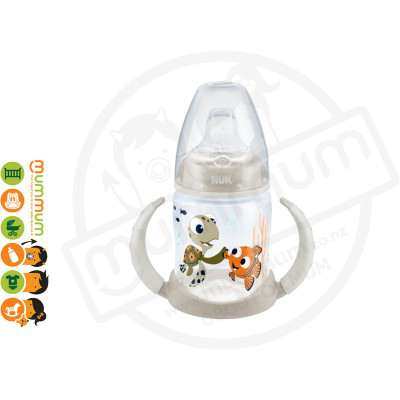 Nuk First Choice Finding Dory Learner Bottle 150ml White