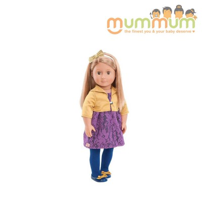 "Our Generation 18"" Deco Doll Olivia"