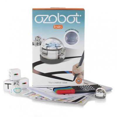 Ozobot Bit Starter Pack White with 4pc markers Coding Game Toy 6+( pre-order)