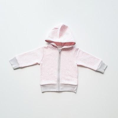Anarkid Hoodie Fleece Ice Pink