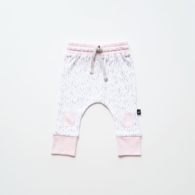 Anarkid Pants Paint Patch White/Ice Pink