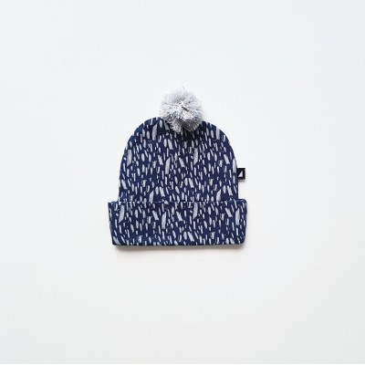 Anarkid Beanie Pom Pom Ink Navy