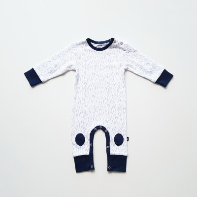 Anarkid Romper Paint Patch Ink Navy