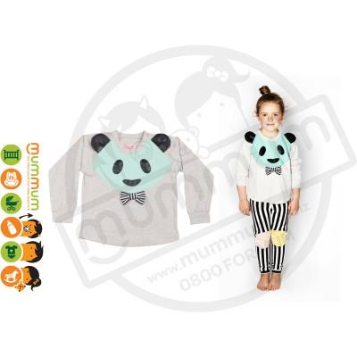 Bang Bang Copenhagen Panda Sweatshirt