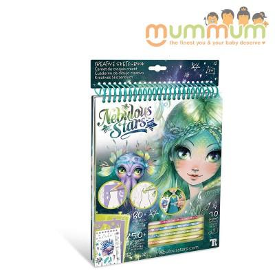 Nebulousstars Marinia creative Sketchbook
