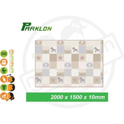 Parklon Silky Prime - Patchwork 2000x1500x10mm