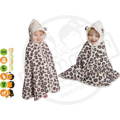Cuddledry Cuddlepaw Supersoft Toddler Bath Towel