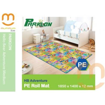 Parklon PE Playmat HelloBear Advent1850x1400x12mm