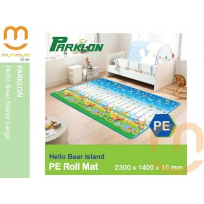 Parklon PE Playmat HelloBear Island 2300x1400x16mm