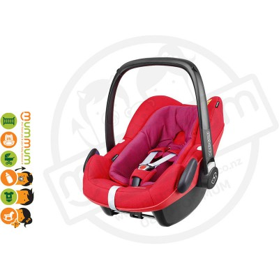 Maxi Cosi Pebble Plus Red Orchid 0-13kg