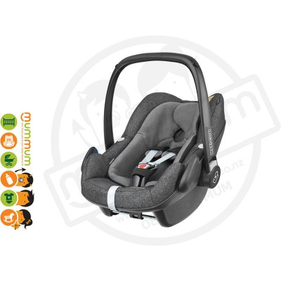 Maxi Cosi Pebble Plus Triangle Black 0-13kg