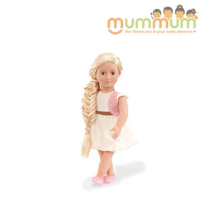 Our Generation 18'' Hairgrow Doll Phoebe
