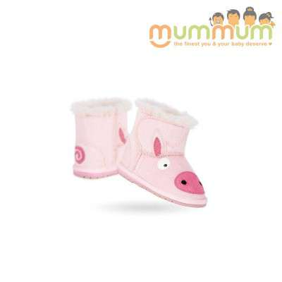 EMU LITTLE KIDS LITTLE CREATURE  Piggy 6-12m, 12-18m