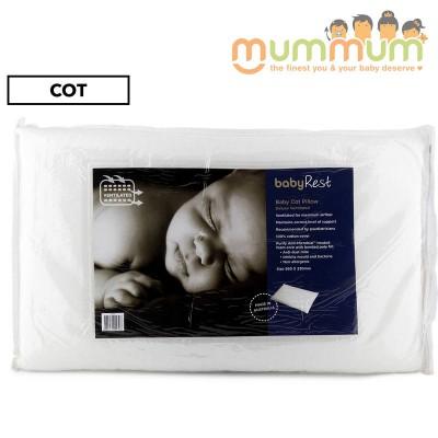 Babyrest  Baby Cot Pillow
