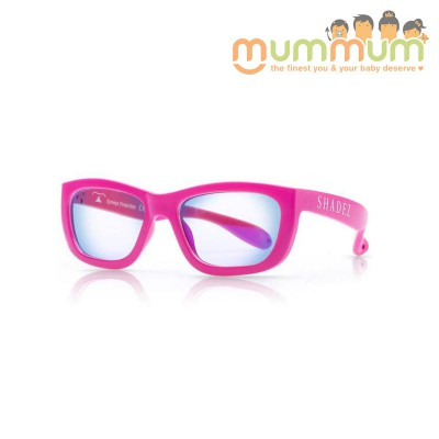 Shadez blue light glasses pink junior 3-7y