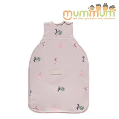MerinoKids GoGo Bag Standard Weight - Circus Light Pink 0-2Y