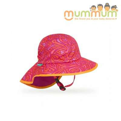 Sunday Afternoon Kids Play Hat Pink Fossil M,L
