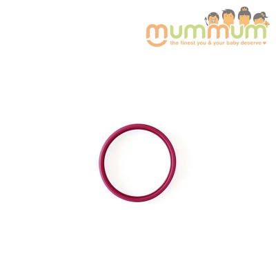 Omielife Jar Seal Gasket Pink