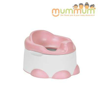 Bumbo Step Potty Pink