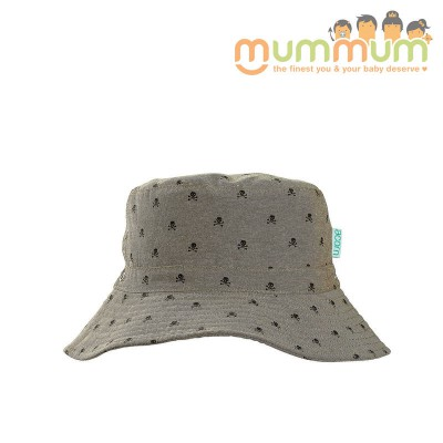 Acorn Pirate bucket hat L