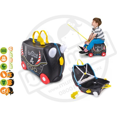 Trunki Ride On Case Pedro Pirate