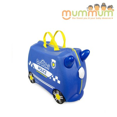 Trunki Case Percy Police Car