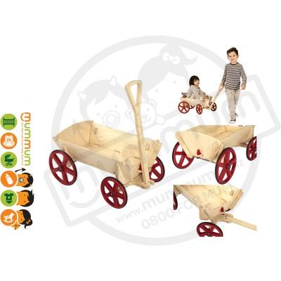 Moover Toys Wooden Prairie Wagon