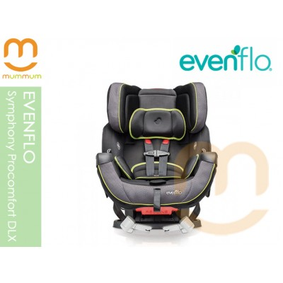 Evenflo Symphony Procomfort DLX Toddler Car Seat