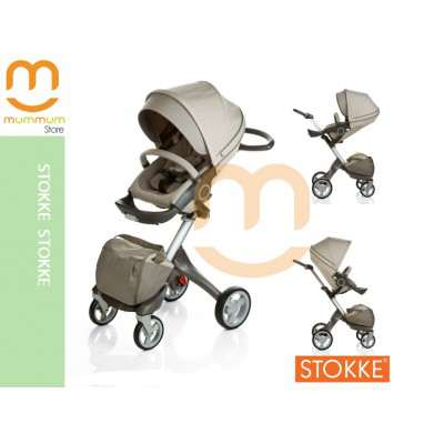 Stokke Xplory High View Stroller