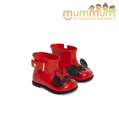 Mini Melissa Sugar Rain Disney Red