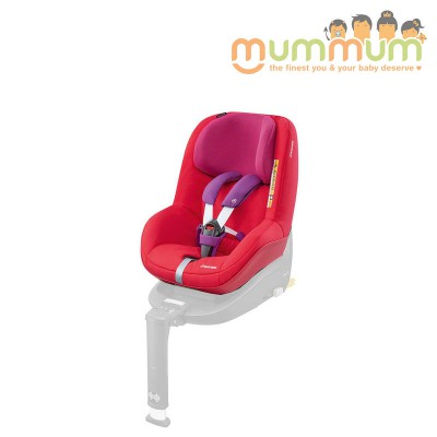 Maxi Cosi 2way pearl Red orchid