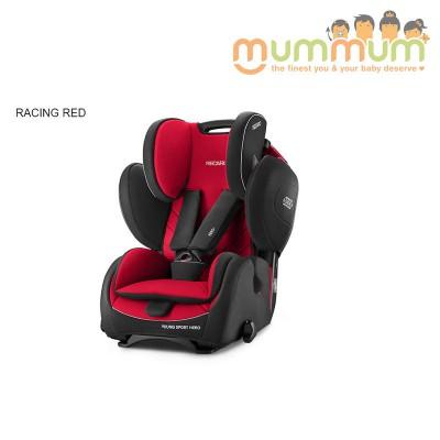 Recaro Young Sport Hero Racing Red