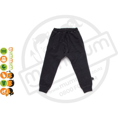 Nununu Riding Pants Black Dyed