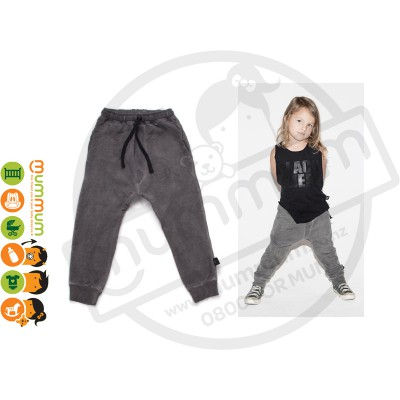 Nununu Riding Pants Grey Dyed