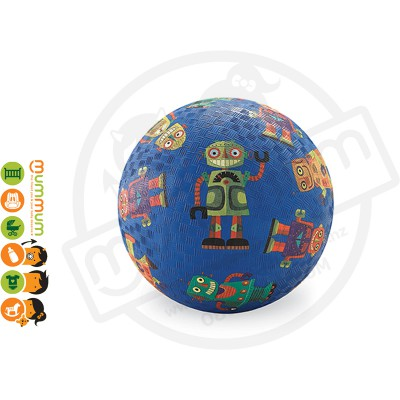 "Croc Creek 7"" Playground Ball Robots Design"