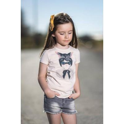 Rock Your Kid Miss Possum T-Shirt 3Y-7Y