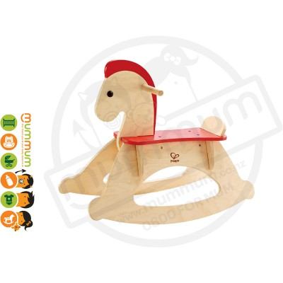 Hape Rock And Ride Rocking Horse 10m+