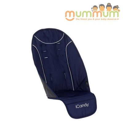 Icandy Peach universal seat liner royal