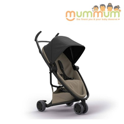 Quinny Flex Stroller Black on Sand