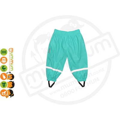 Silly Billyz Waterproof Polycotton Lined Pants Choose Sizes from M-XL Aqua